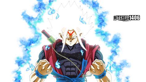 Omni SSJ, Xeno Goku by Mitchell1406 on DeviantArt