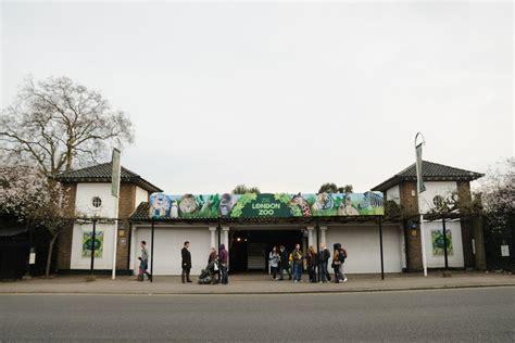 zoo london animals park standard londonzoo plan plans