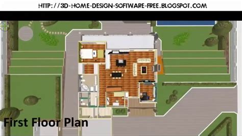3d Software For House Design