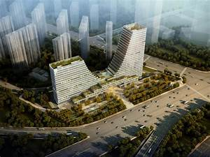 Construction Begins On Udg China U0026 39 S Nanjing Office Tower