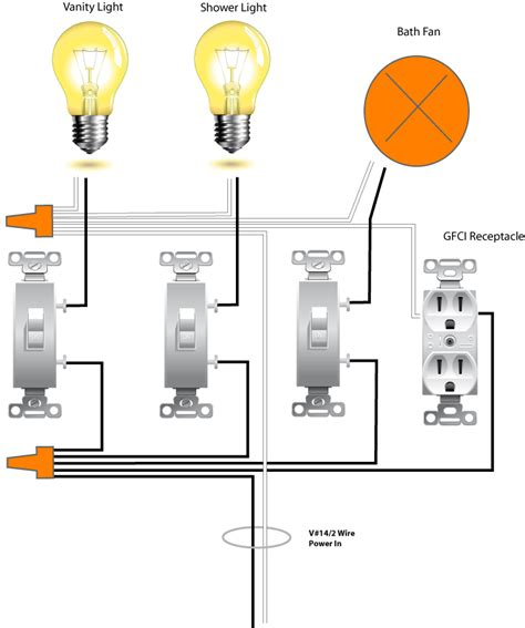 Replacing Bath Fan Switch Electronic Timing Device