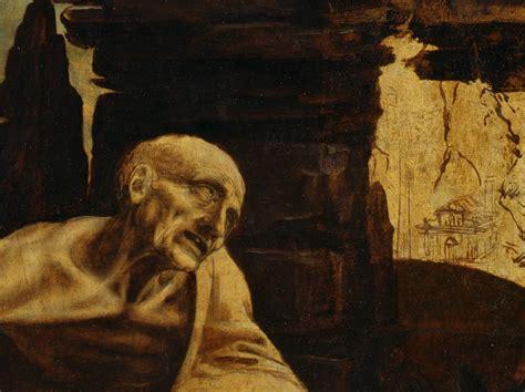 leonardo da vinci st jerome vatican museums