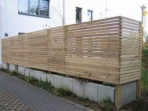 Sichtschutz Aus Holz : sichtschutz rhombus selber bauen nowaday garden ~ Eleganceandgraceweddings.com Haus und Dekorationen