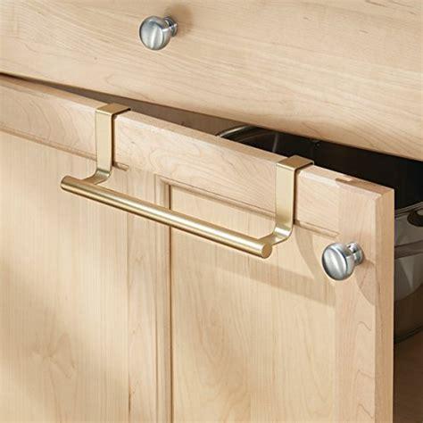 kitchen cabinet towel bar mdesign the cabinet kitchen dish towel bar holder 9 5834