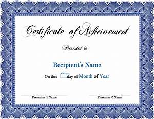 certificate templates for microsoft gallery certificate With felicitation certificate template