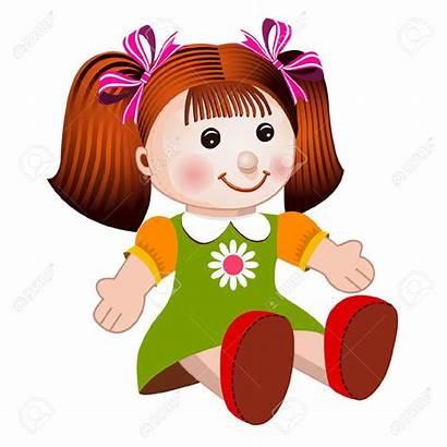 Doll Clip Clipart Vector Toy Illustration