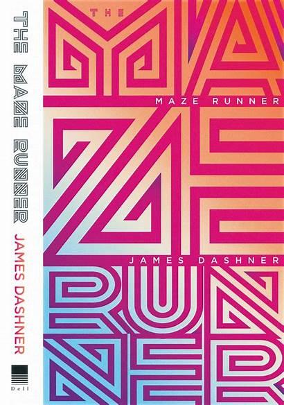 Maze Runner Inspired Behance Project