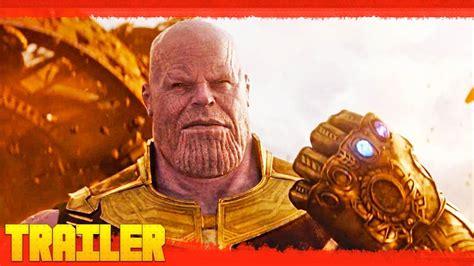 avengers infinity war  marvel trailer oficial