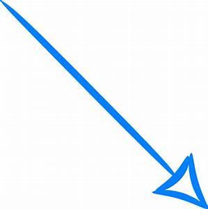 Blue Arrow Clip Art at Clker.com - vector clip art online ...