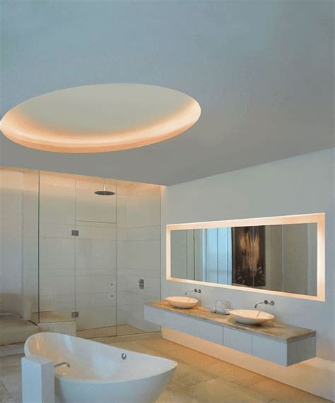 Ultra Modern Bathroom Fixtures by 17 Best Images About Edge Lighting Bath And Vanity On