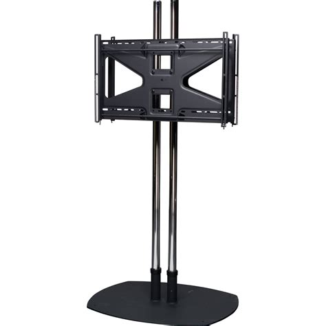 Floor And Stand Combo by Premier Mounts Cs84 2ms2 Floor Stand Combo With 2 Cs84