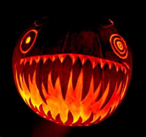 scary pumpkin carving 30 scary pumpkin carving ideas designs 2017 for adults