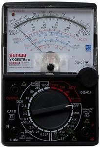 Sunwa Analog Multimeter Multi Meter  End 1  24  2019 8 15 Pm