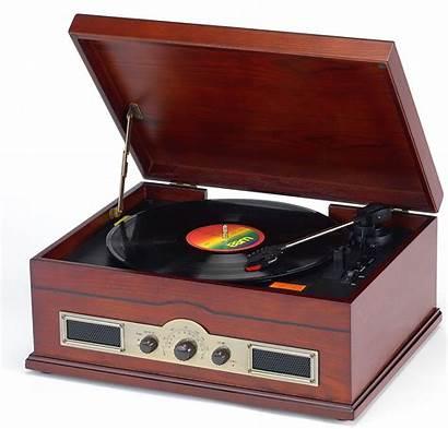 Record Player Norfolk Cd Retro Usb Steepletone