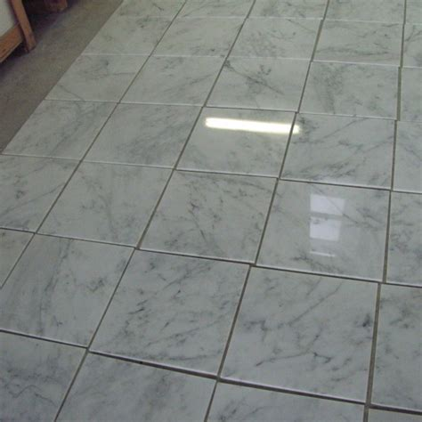 italian carrara venatino tiles polished beveled 16 quot x16