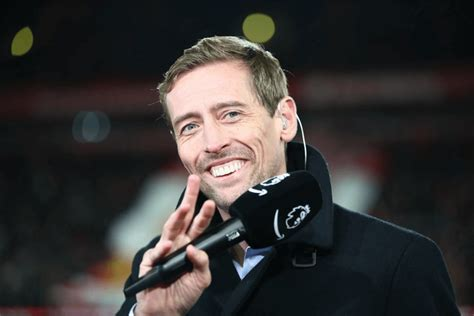 March 10 at 12:03 am · Peter Crouch comments on Liverpool's chances of beating Real Madrid - Anfield Index