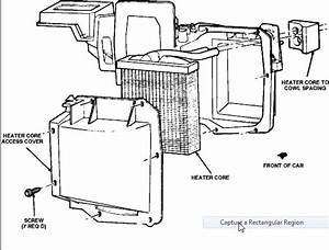 Heater Core Removal - 1987 - Ford F150 Forum
