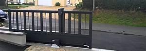 Moteur Portail Electrique : fonctionnement de portail automatique ~ Premium-room.com Idées de Décoration