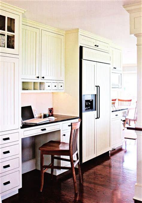 Kitchen Desk Depth by Designing Your Home Kitchen Office Desk Area