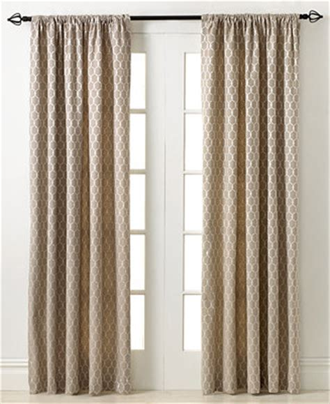 Macys Curtains And Window Treatments by Miller Curtains Penwood 50 Quot X 84 Quot Panel Window