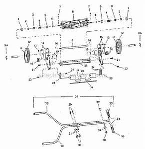 Craftsman 29191603 Parts List And Diagram