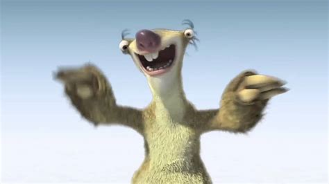 Sid The Sloth Doing The #reviva Dance Youtube