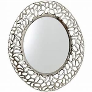 Spiegel Oval Silber : spiegel in der farbe silber ~ Markanthonyermac.com Haus und Dekorationen