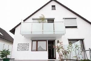 Glas Für Balkongeländer : balkongel nder und sichtschutz aus edelstahl und ~ Sanjose-hotels-ca.com Haus und Dekorationen