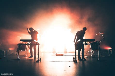 Odesza Blow Fans Away With Updated Live Show