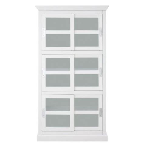 White Bookcases With Glass Doors by Home Decorators Collection White Glass Door