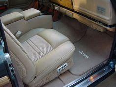 jeep grand wagoneer seat upholstery restoration  repair