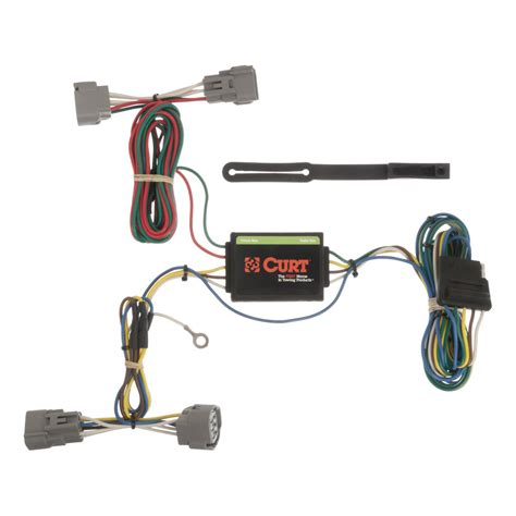 toyota tacoma   wiring kit harness curt mfg