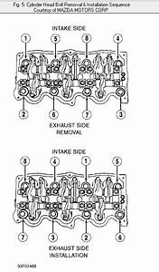 What Is The Cylinder Head Torque Specification For A 3 0 L