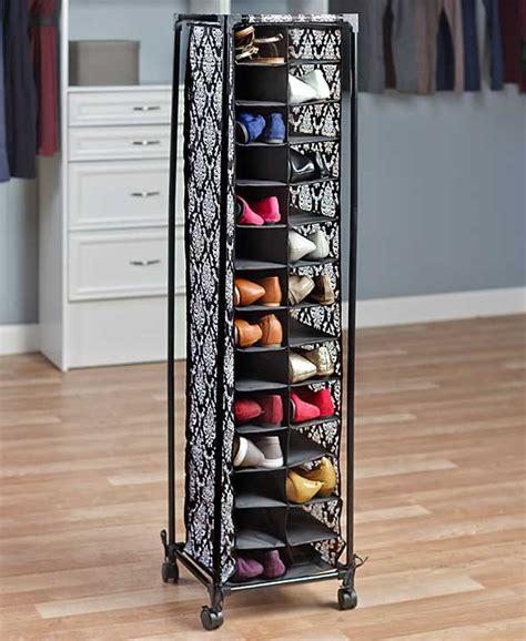 shoe storage unit rolling shoe storage fashionable organizer pair rack 2198