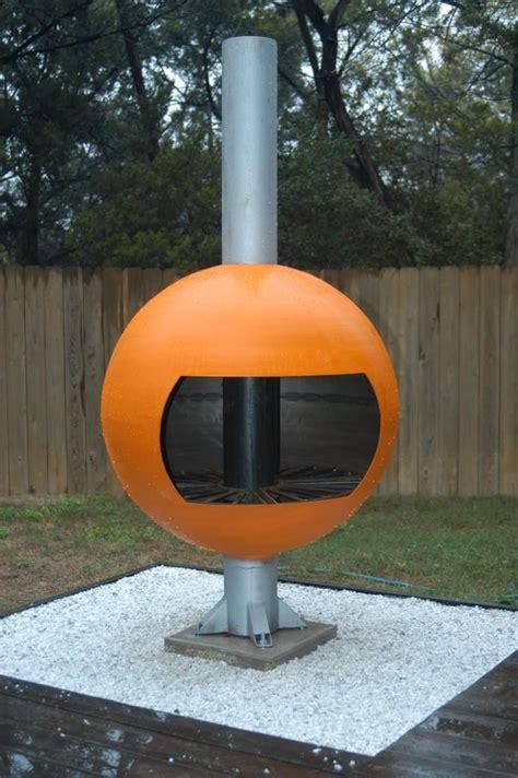 chiminea modern westlake modern chiminea yeah that s hemi orange my