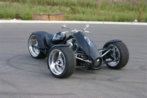 Trirod F3 Adrenaline 3-wheel Motorcycle... A Sick Trick