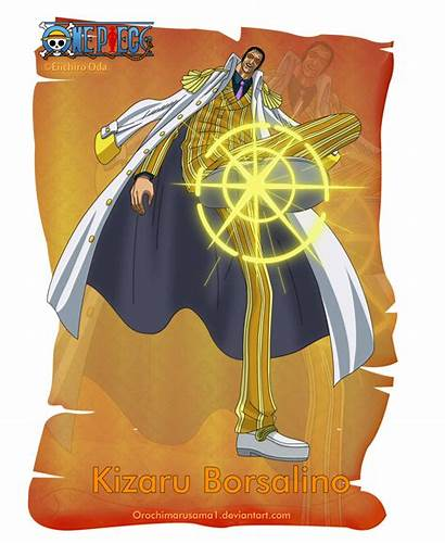 Kizaru Borsalino Deviantart Orochimarusama1 Wallpapers Anime Manga