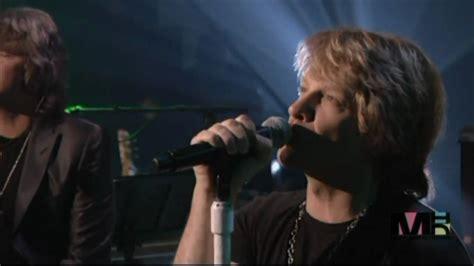 Bon Jovi Hallelujah Live Youtube