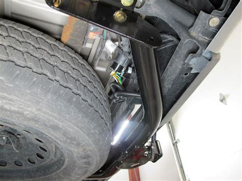 Silverado Trailer Wiring Harnes by 2000 Chevrolet Silverado Custom Fit Vehicle Wiring Curt