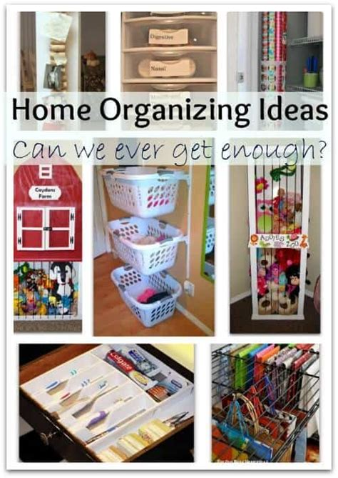 great organization ideas page    princess pinky girl