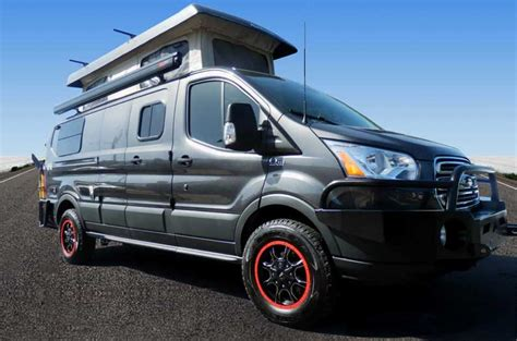 Ford Transit + Quigley 4x4 + Order Direct