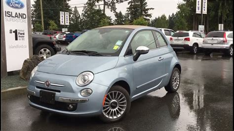 Fiat Island by 2013 Fiat 500 Cabriolet Lounge Review Island Ford