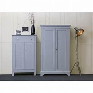 Armoire En Pin Massif : armoire vintage pin massif eva by drawer ~ Teatrodelosmanantiales.com Idées de Décoration