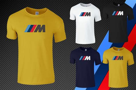 by mahmoud hassan bmw cars sport t shirt power logo shirts