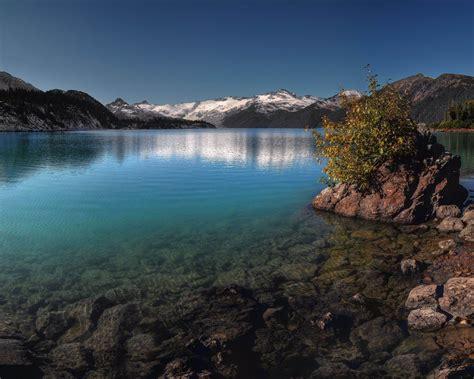garibaldi lake canada scenery hd wallpaper preview