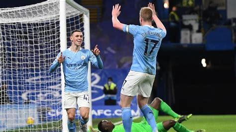 Premier League: Manchester City aplastó al Chelsea y mete ...