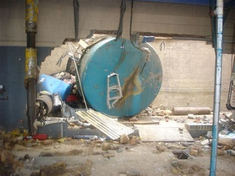 Boiler Explosion!  Boiler & Property Consulting