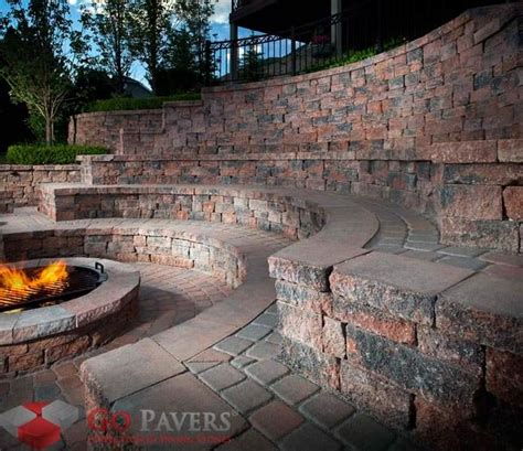 Bbqs And Firepits  Go Pavers For Outdoors Kitchens, Bbqs