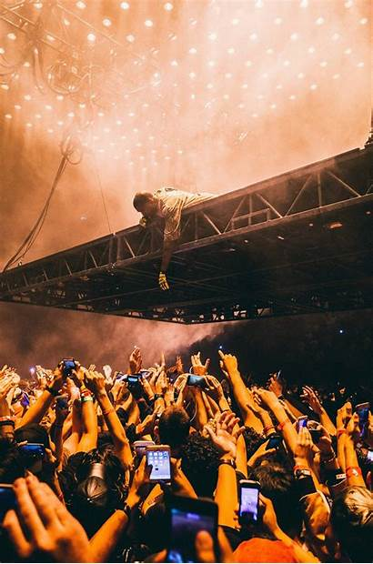 Kanye West Iphone Concert Wallpapers Jesus Pablo