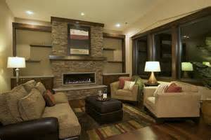 Contemporary Family Room Design Ideas